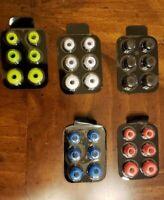 OEM  Powerbeats 2 Powerbeats 3 Ear Tips Black Green Blue Pink White