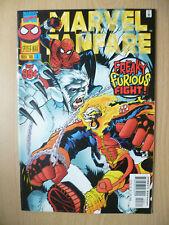 MARVEL COMIC- MARVEL FANFARE SPIDER MAN, No. 3, NOVEMBER 1996