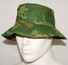 VIETNAM WAR MITCHELL CAMOUFLAGE CAMO BOONIE BUSH JUNGLE HAT CAP  58cm