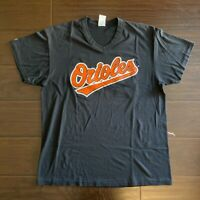 Vintage MLB Majestic Baltimore Orioles 23 T-shirt Men's XL Made in USA Single st
