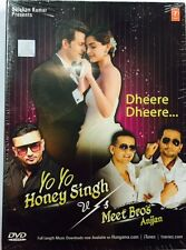 Yo Yo Honey Singh Vs Meet Bros Anjjan - Official 2015 Hindi Songs DVD ALL/0