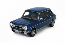 RARE simca 1100 TI bleu 1/18 1:18 otto ottomobile ottomodels boxed boité tbe