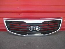 11 12 KIA SPORTAGE FRONT GRILL GRILLE OEM 2011 2012