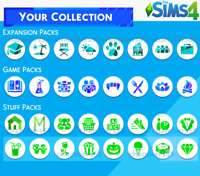 The Sims 4 PC + ALL Expansions and game packs Fast Delivery ! Best Price On EBA