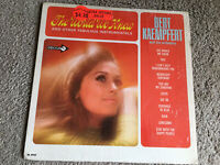Bert Kaempfert & His Orchestra  – The World We Knew LP Decca  DL 74925 1967nm