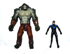 DC Collectibles Multiverse Nightwing vs Killer Croc Loose Action Figure UK