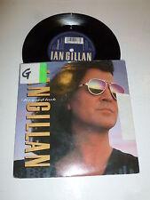 "IAN GILLAN - No Good Luck - 1990 UK 2-Track 7"" Vinyl Single"