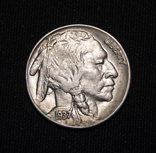 1937-D Buffalo Nickel UNC+++