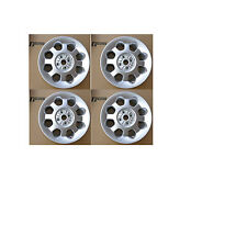 FIAT BARCHETTA Naxos Cerchione Set 4 pezzi Alluminio Cerchione 6,5x15 OE 46829733 NUOVO
