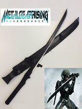 Metal Gear Rising Revengeance Raiden's Full Tang sword