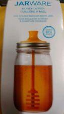 Jarware Honey Dipper Fits Regular Mouth Mason Ball Canning Jars #82623  NEW