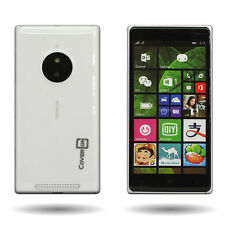 For Nokia Lumia 830 Clear - Slim Case Hard Durable Shell Phone Cover