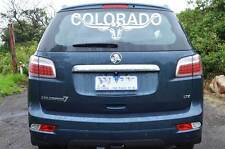 Holden COLORADO 900mm LONGHORN DECAL *CHOICE OF COLOURS*   Ute Truck RMW STICKER