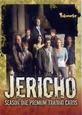 Jericho set complet 72 trading cards saison 1 Jericho complete season 1 set