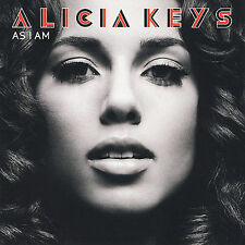 As I Am by Alicia Keys (CD, 2007, J Records) - NEW