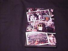 2011 San Francisco Giants Baseball Media Guide