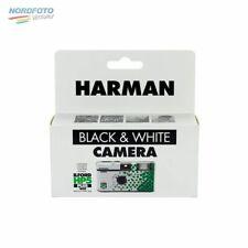 ILFORD Einwegkamera mit HP 5 Schwarzweißfilm 400 ASA 24+3 Bilder