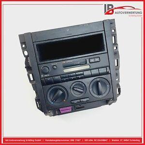 VW GOLF 4 Getränkehalter Klimabedienteil Mittelkonsole 1J1858071F 1J0820045F