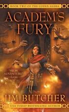Codex Alera #2: Academ's Fury by Jim Butcher (2006, Mass Market Paperback)