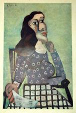 Pablo Picasso Blue Art Prints