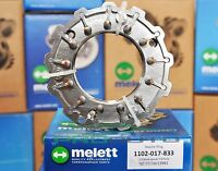 NEW GENUINE MELETT TURBOCHARGER VARIABLE VNT NOZZLE RING GARRETT GT2052V