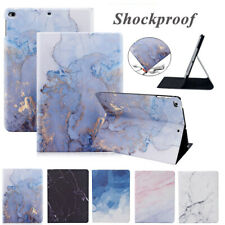 Marble Smart Stand Folio Case for Apple iPad 8th Generation 2020 10.2 7th 2019
