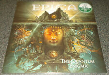 EPICA-THE QUANTUM ENIGMA-2014 2LP GREEN VINYL-275 ONLY-NIGHTWISH-NEW & SEALED
