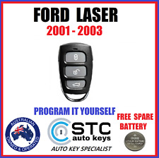 FORD LASER CAR REMOTE KEY LESS ENTRY CHIP FOB 2001 2002 2003
