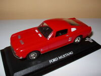 DP4T voiture Del prado 1/43 : FORD MUSTANG