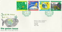 (91288) CLEARANCE GB FDC Green Issue - Torridon 15 September 1992
