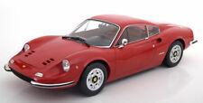 1 12 Kk-scale Ferrari 246 GT Dino 1973 Red