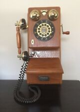 Replica 1927 Country Wall Phone Thomas Collector's Edition Model PP90 Nice!
