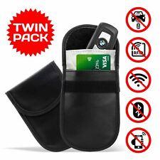 Fifth Gear 81052F Car Key, Card Holder Pouch - Black