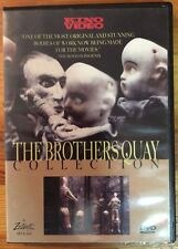 Brothers Quay Collection-The Astonishing Short Films 1984-1993(DVD, 2000)(dv732)