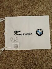 Rory Mcilroy Signed Auto Bmw Championship Flag Sgc Coa@ Chx Out My New Listing