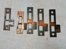 Antique Door Hardware Copper Colored Plates