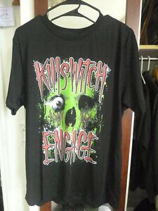 KILLSWITCH ENGAGE T SHIRT UNWORN SIZE MEDIUM #2