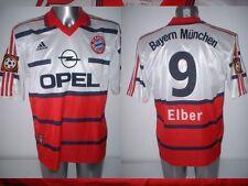 BAYERN MONACO ELBER shirt jersey trikot Adidas M calcio in Brasile MUNCHEN