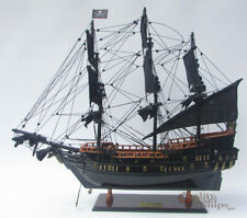 """Black Pearl Ship Model Ready for Display 20"""""""