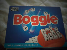 Parker Brothers Boggle Plastic Board & Traditional Games