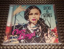 RARE! Sticks & Stones by CHER LLOYD  Signed Autographed CD by All!