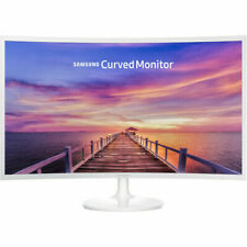 """Samsung LC32F397FWNXZA-RB 32"""" CF391 Curved LED Monitor - Certified Refurbished"""