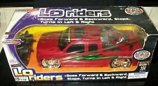 2008 Auto Trendz Radio-Controlled Lo Riders Red Chevy Silverado 1:14
