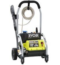 GPM Electric Pressure Washer Ryobi 1700 PSI 1.2 Garden Yard Outdoor Power NoTax