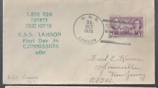 1948 Cover USS USS Kenneth D Bailey