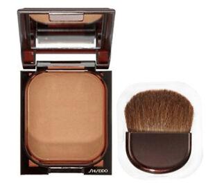 Shiseido Bronzer Oil free 3 Dark Fonce Brand New In Box