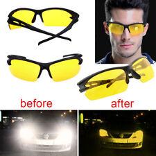Nachtsichtbrille UV Nachtfahrbrille Auto Kfz Nachtfahr Brille Nachtbrille DE