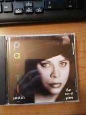 That Secret Place by Patti Austin (CD, May-1994, GRP (USA))