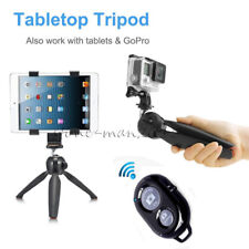 Tripod+Tablet Mount Adapter Lamp Holder+Bluetooth Remote for iPad 2 3 4 Air Mini