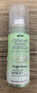 Sally Hansen Natural Beauty Airbrush Spray Makeup Light to Medium